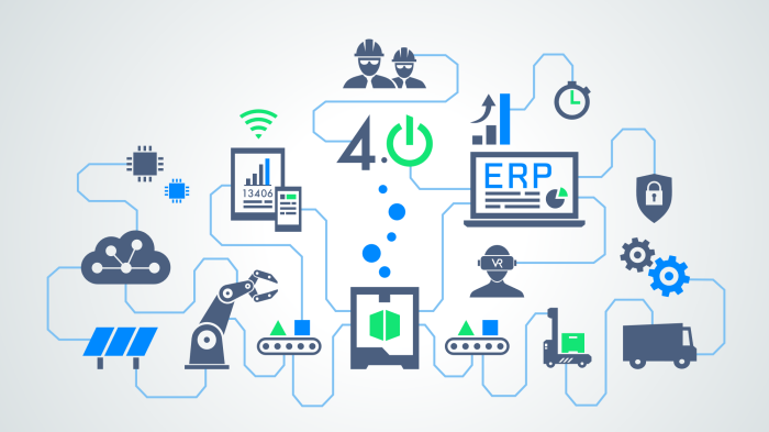 Ibis Business Intelligence Solutions Industry 4.0 and ERP