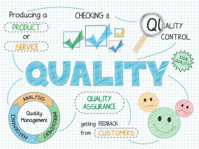 Quality Management System by Ibis Business Intelligence Solutions